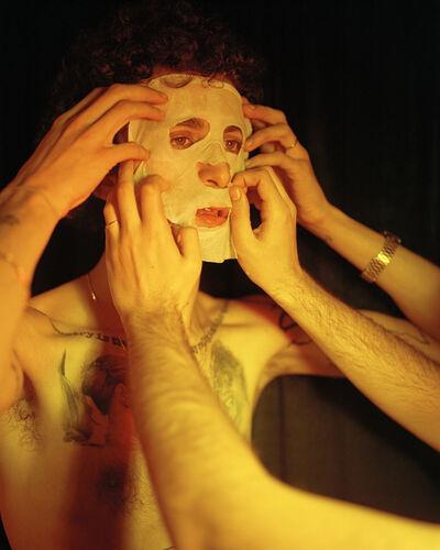 Yael Malka, 'Untitled (Mask On)', 2017