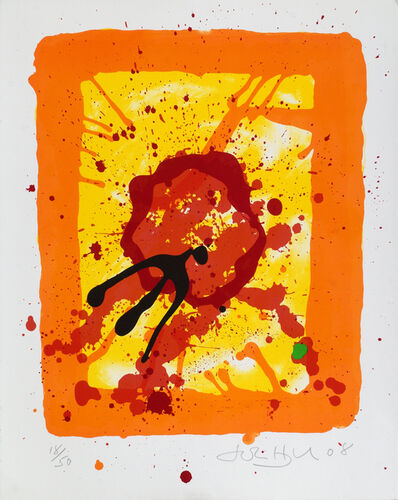 John Hoyland, 'Curwen Anniversary Print/Untitled', 2008