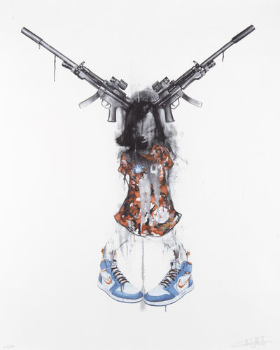 Antony Micallef, 'Minotaur Weapon', 2007