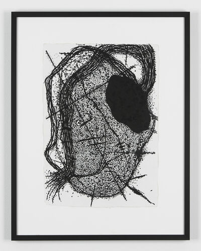 Mounir Fatmi, 'Everything is connected 01 ', 2018