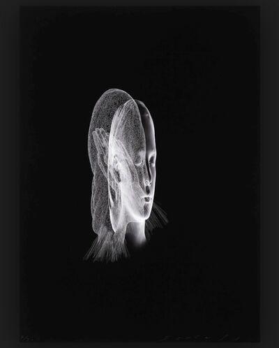 Jaume Plensa, 'Lumière invisible (Julia)', 2018