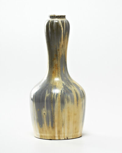 Valdemar Engelhardt, 'Crystalline Vase', ca. 1898