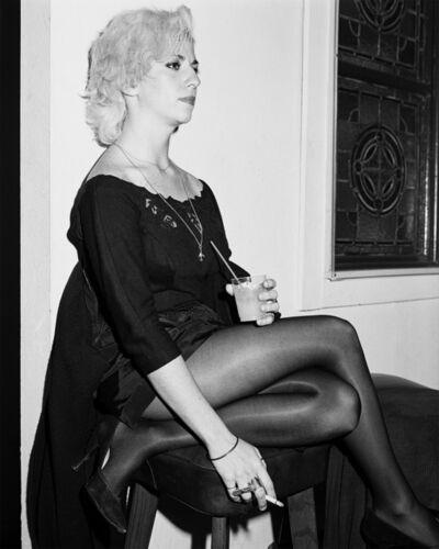 Mimi Plumb, 'Woman at the Crystal Pistol', 1987