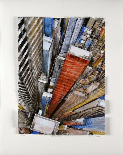 "Gottfried Salzmann, '""New York""', 2017"