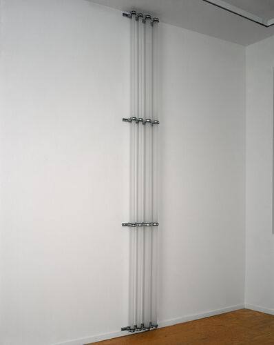 Rita McBride, 'Glass Conduits', 1999