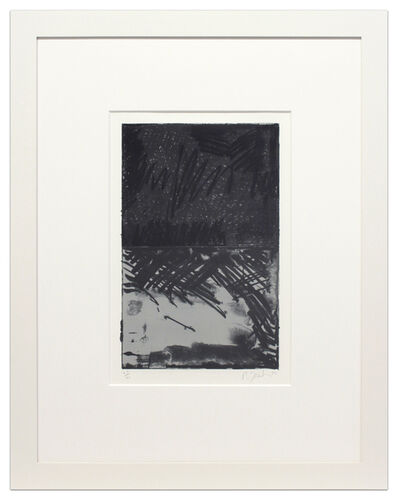 Brice Marden, 'No. 3, from Untitled Press series', 1972