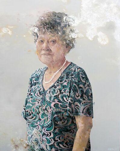 Gan Tee Sheng, 'Chinese Old Woman ', 2015