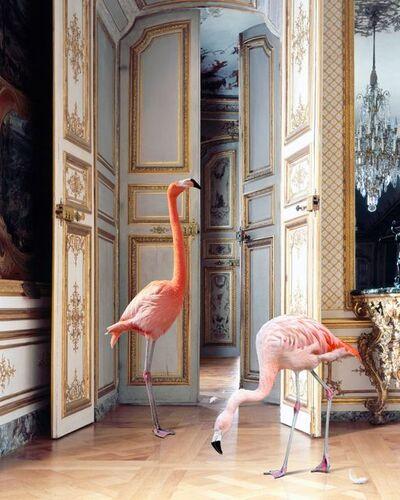 Karen Knorr, 'The Battle Gallery 2 (Château de Chantilly)', 2020
