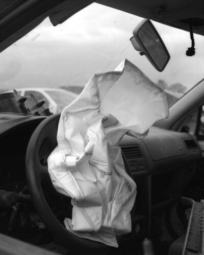 Sam Falls, 'Airbag', 2016