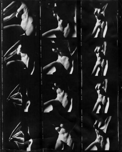 Peter Basch, 'untitled contact sheet (030 B)', ca. 1960