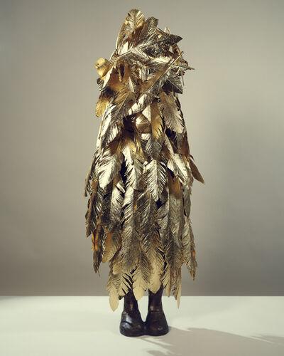 Kim Simonsson, 'Boy With Phoenix Suit', 2020