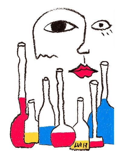 Luigi Cuchillo, 'C.I.: 41', 2017