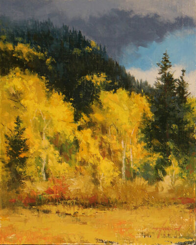 Tom Howard, 'Fall Colors, Silver Lake', 2017