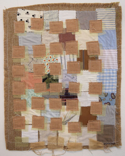 Alyson Vega, 'Floating Grid', 2018