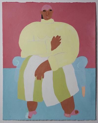 Lilian Martinez, 'Banana', 2020