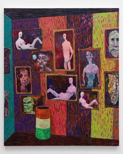 Richard Hawkins, 'Night Gallery: Voluptuaries', 2013
