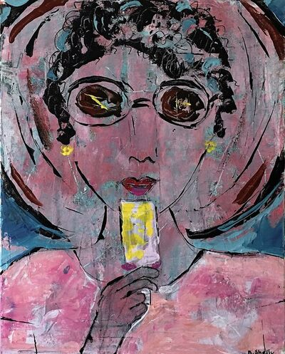Barbara Shelly, 'Lemon Popsicle'
