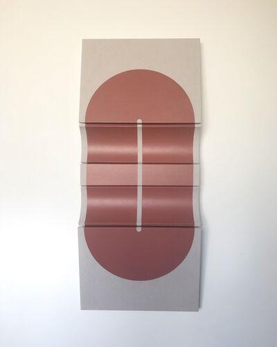 Robert William Moreland, 'Untitled Oval', 2018