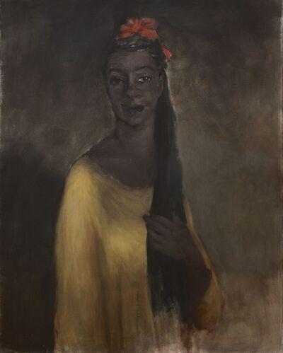 Lynette Yiadom-Boakye, 'All That We May Afford', 2006