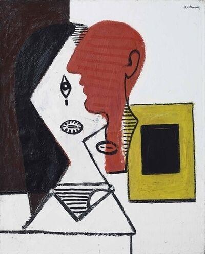 Arshile Gorky, 'Head'