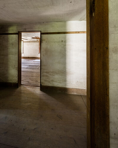 Benjamin Swett, 'North family bretheren's workshop, Mount Lebanon Shaker village  # 3'