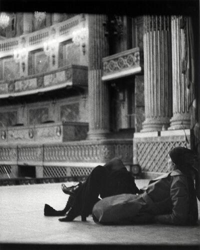 Bill Cunningham, 'Versailles Live Show, Paris', 1973