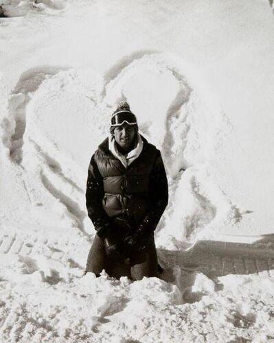 Andy Warhol, 'Jon Gould in Aspen', 1983