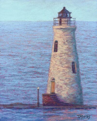 Tracey Maras, 'Cockspur Island Lighthouse', 2019
