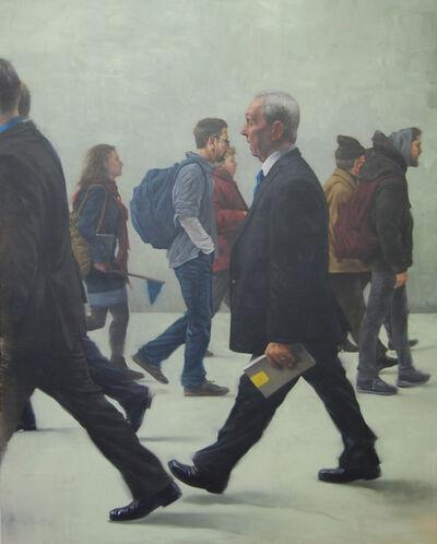 Graeme Wilcox, 'Forum', 2017