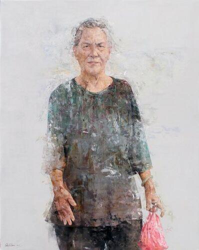 Gan Tee Sheng, 'Malay Old Woman', 2015