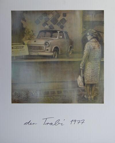 Kathrin Longhurst, 'Trabant', 2021