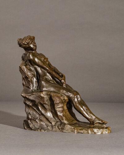 Karl Bitter, 'Reclining Nude', 1907