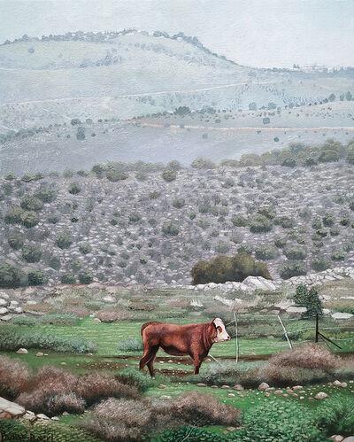 Durar Bacri, 'Golan Heights', 2019