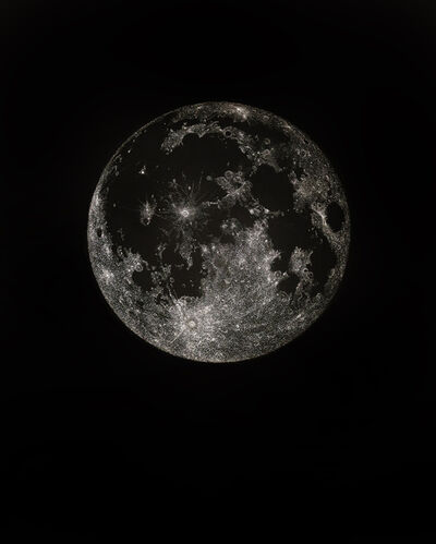 Mitchell Lonas, ' Moon', 2021