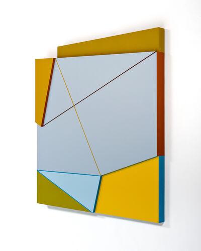 Connie Goldman, 'Compass II', 2018