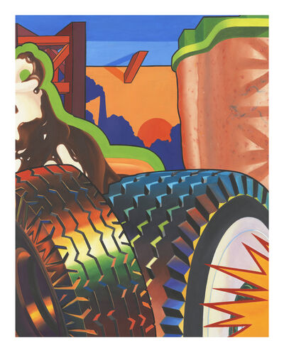 Art Green, 'Magnetic Reaction', 1968