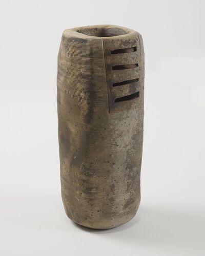 Eric Astoul, 'Grand cylindre ajoure', La Borne, France, 2004