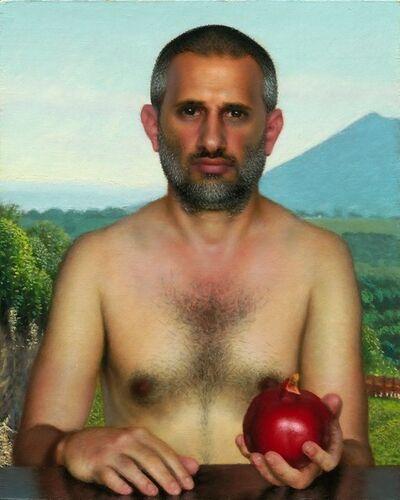 Aram Gershuni, 'Self portrait', 2014