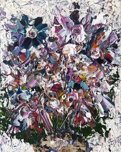 SylT, 'Flower Explosion', 2021