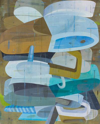 Deborah Zlotsky, 'A confession of inaccuracy', 2015