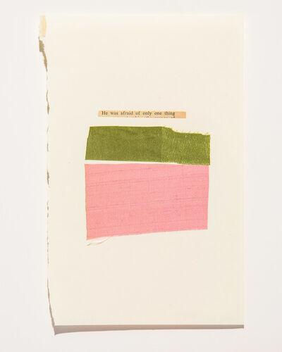 Ann Hamilton, 'Pages', 2017