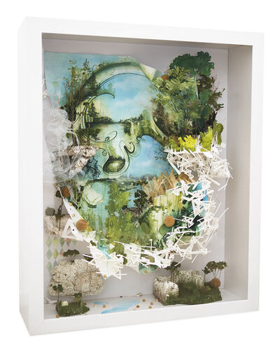 Gregory Euclide, 'Put My Pressing Into a Ravine Where I Paused to Return Year After Year', 2013