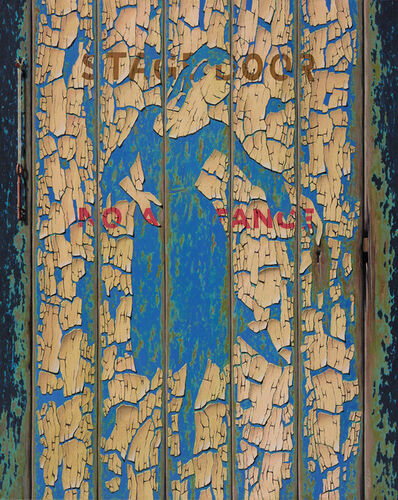Gordon Mitchell, 'Stage Door', 2020