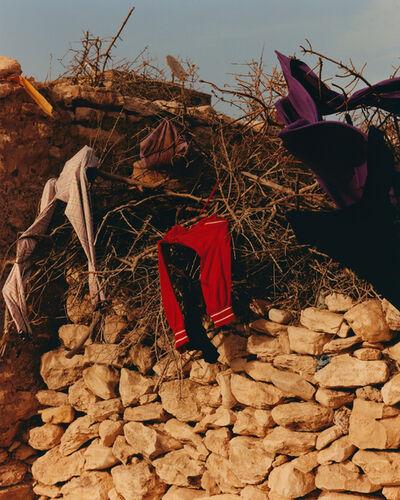 Andrew Jacobs, 'Clothesline'