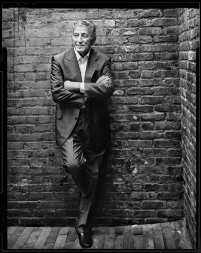 Mark Seliger, 'Tony Bennett, New York, NY', 2001