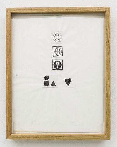 Matt Mullican, 'Untitled'