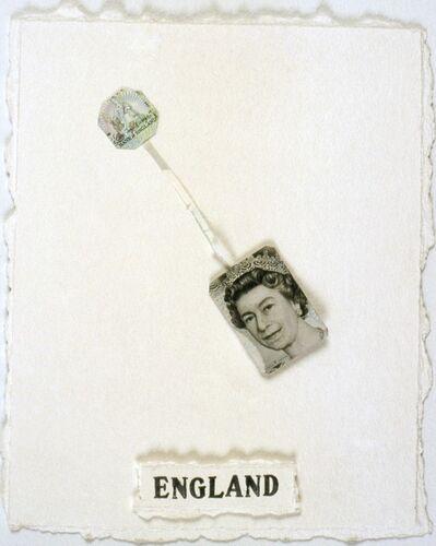 Barton Lidice Benes, 'Smorgasbord: England', 2002