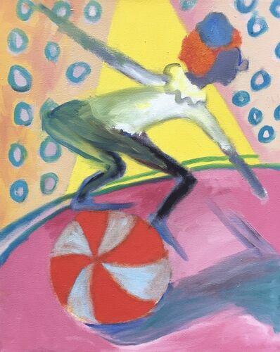 Phyllis Sklar, 'Balancing Act', Mid 20th c.