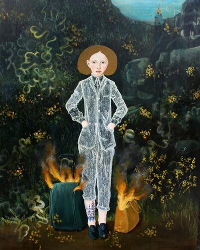 Anne Siems, 'Es Brennt', 2019