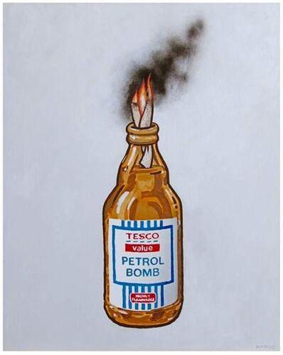 Banksy, 'Tesco Petrol Bomb - Unsigned', 2011